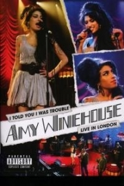 Amy Winehouse - I Told You I Was Trouble Live  (1DVD)