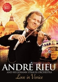 Andre Rieu - Love in Venice (1DVD)