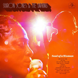 Sharon Jones & the Dap Kings - Soul of a Woman  (1CD)