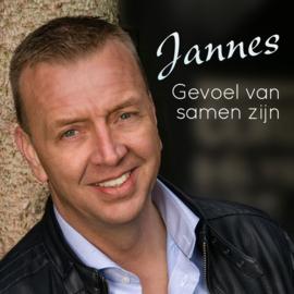 Jannes - Gevoel Van Samen Zijn (1CD)