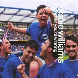 Robbie Williams - Sing when you`re winning (1CD)