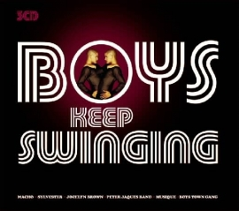 Various - Boys Keep Swinging  (3CD)