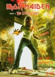 Iron Maiden - Early Days  (2DVD)