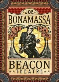 Joe Bonamassa - Live from New York Beacon Theatre  (2DVD)