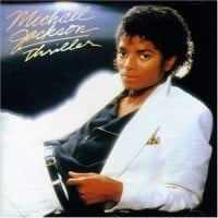 Michael Jackson - Thriller  (1LP)