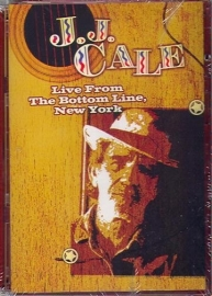 J.J. Cale - Live From The Bottom Line  (1DVD)
