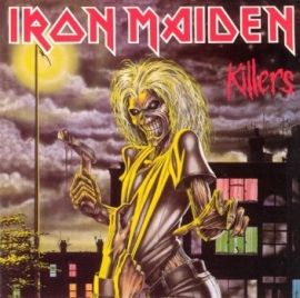 Iron Maiden - Killers  (1CD)