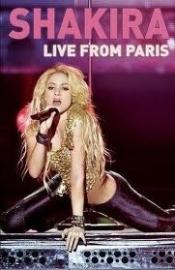 Shakira - Live From Paris (1DVD)