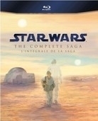 Movie - Star Wars The Complte Saga  (9BLU-RAY)