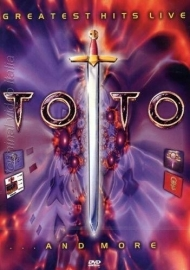 Toto - Greatest Hits Live and More  (1DVD)