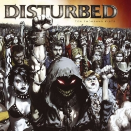 Disturbed - Ten Thousand Fists (1CD)