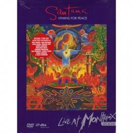 Santana - Live At Montreux 2004  (2DVD)