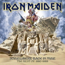Iron Maiden - Somewhere Back In Time  (1CD)