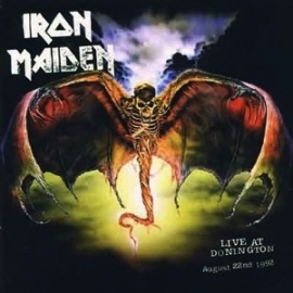 Iron Maiden - Live At Donnington  (2CD)