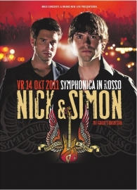 Nick & Simon - Symphonica In Rosso  (1DVD)