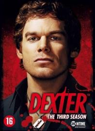 Tv serie - Dexter Seizoen 3  (4DVD)