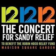 Various - 12 12 12 - Concert for Sandy (2CD)