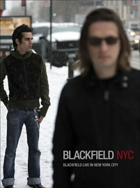 Blackfield - NYC Live in New York City  (1DVD)