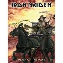 Iron Maiden - Death On The Road  (3DVD)