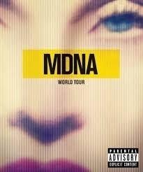 Madonna - MDNA World Tour (1DVD)