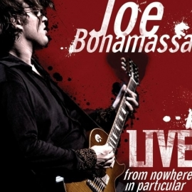Joe Bonamassa - Live From Nowhere In Particular  (2CD)