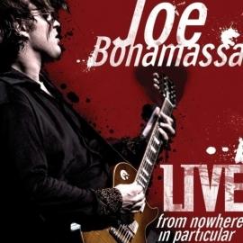Joe Bonamassa - Live From Nowhere In Particular  (2CD)