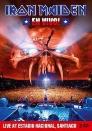 Iron Maiden - En Vivo!  `Steelbook` (2DVD)