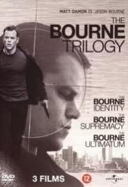 Movie - The Bourne Trilogy  (3DVD)