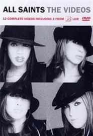 All Saints - The Videos  (1DVD)