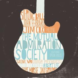 Mutual Admiration Society - Mutual Admiration Society (1CD)