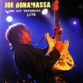 Joe Bonamassa - a New Day Yesterday live  (1CD)