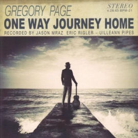 Gregory Page - One Way Journey Home (1CD)
