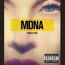 Madonna - MDNA World Tour (2CD`