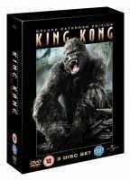 Movie - King Kong  (3DVD)