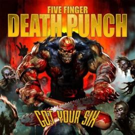 Five Finger Death Punch - Got Your Six (1CD)