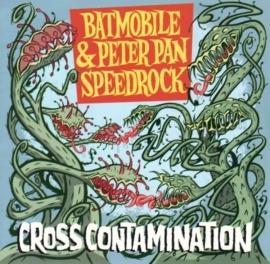 Peter Pan Speedrock & Batmobile - Cross Contamination (1CD)