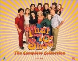 Tv Serie - That 70`s Show complete collection  (32DVD)