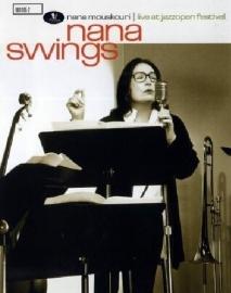 Nana Mouskouri - Nana Swings  (1DVD)