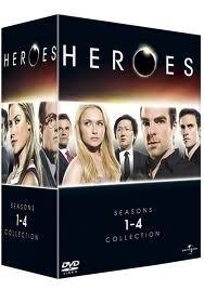 Tv Serie - Heroes Seizoen 1 t/m 4  (23DVD)