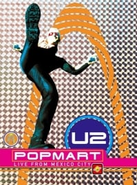 U2 - Popmart Live From Mexico (1DVD)