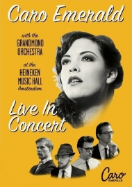 Caro Emerald - Live in Concert  (BLU-RAY+DVD+CD)