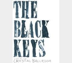 The Black Keys - Live at Crystal Ballroom (1DVD)