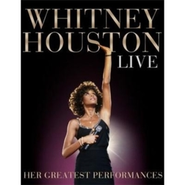 Whitney Houston - Live: Her Greatest Performances (1DVD+1CD)