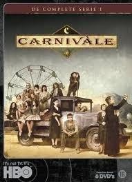 Tv Serie - Carnivale Seizoen 1  (6DVD)