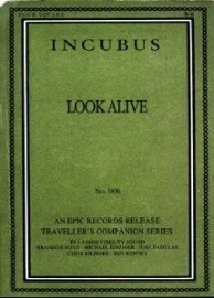 Incubus - Look Alive  (1DVD)
