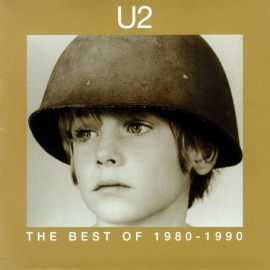 U2 - The Best Of 1980-1990 (1CD)