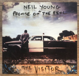 Neil Young + Promise of the Real  - The Visitor (1CD)
