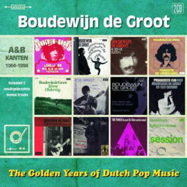 Boudewijn de Groot - Golden Years Of Dutch Pop Music (2CD)