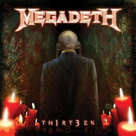 Megadeth - Th1rt3en  (1CD)