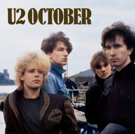 U2 - October (1CD)